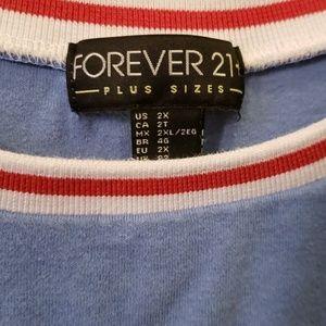 Forever 21 Tops - Forever 21 plus sizes New York 76 T-shirt.